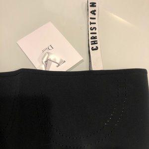 b0b3349bd7caa Christian Dior Intimates   Sleepwear - Authentic Christian Dior bandeau Blk  Bralette ...